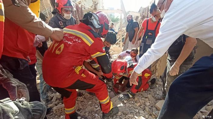 Iran | Gasexplosion in Ahwas