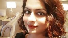 DW Urdu Blogerin Shumaila Hussain