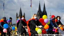 Deutschland | Christopher Street Day Parade in Köln