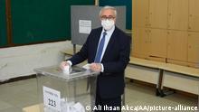 Nordzypern | Präsidentschaftswahlen | Mustafa Akinci