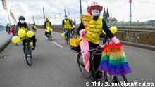 Deutschland Köln |Christopher Street Day 2020