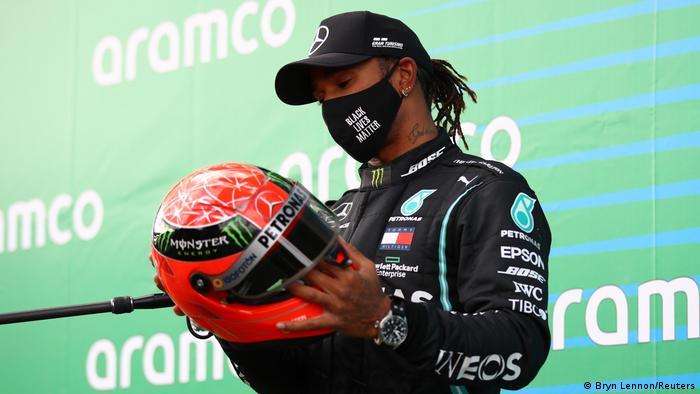 Formel 1 | Grand Prix Nürburgring | Hamilton (Bryn Lennon/Reuters)
