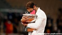 Tennis Roland Garros - Finale | Rafael Nadal gewinnt