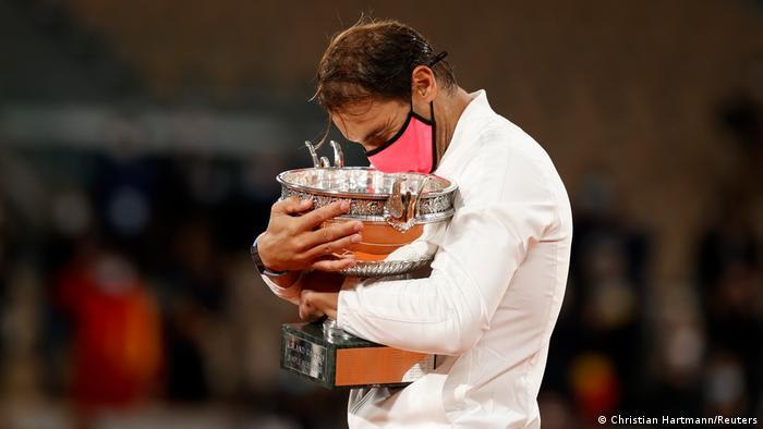 Tennis Roland Garros - Finale   Rafael Nadal gewinnt