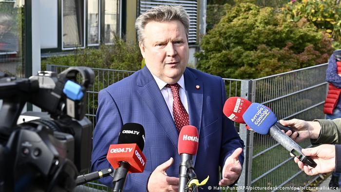 Österreich Wien  Landtags- und Gemeinderatswahl 2020  Michael Ludwig, SPÖ