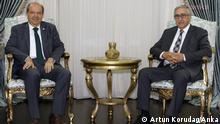 Türkische Republik Nordzypern |Wahl |Mustafa Akinci & Ersin Tatar