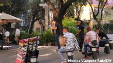 Mexiko-Stadt | Coronavirus | Millenials & die Coronakrise (Mónica Vázquez Ruiz/DW)
