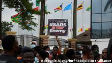 Nigeria Lagos | Protest EndSARS