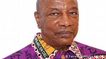 Le président Alpha Condé fait de la lutte contre la drogue, son cheval de bataille