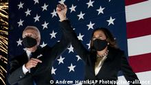 USA | Wahlen | Joe Biden und Kamala Harris