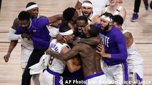 USA | Basketball | NBA | Miami Heat - Los Angeles Lakers