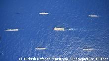 Türkei - Forschungsschiff