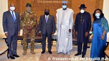 Mali | ECOWAS Neuer Präsident, Nana Akufo-Addo in Bamako