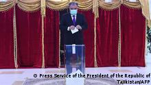 Präsident der Republik Tadschikistan | Emomalij Rahmon
