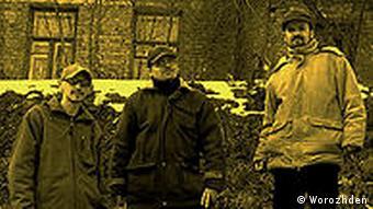 Ukraine Musik Band Worozhden