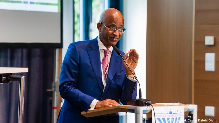 Wahlkampf Cellou Dalein Diallo, Oppositionsführer Guinea (Facebook/Cellou Dalein Diallo)
