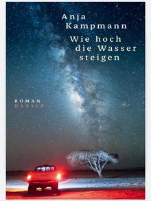 Book cover for Anja Kampmann High as the Waters Rise