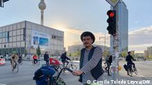 Berlin | Lateinamerikaner jonglieren an Ampeln