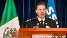 Mexiko l Luis Cárdenas Palomino, ehemaliger Staatssicherheitsoffizier