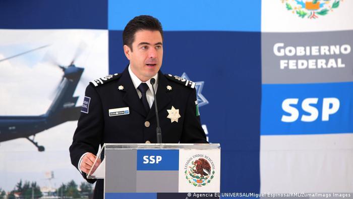 Luis Cárdenas Palomino, en imagen de archivo