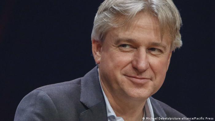 Jirgen Bos, direktor Frankfurtskog sajma knjiga