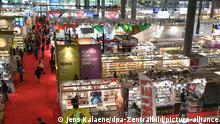 Frankfurter Buchmesse 2019 (Jens Kalaene/dpa-Zentralbild/picture-alliance)