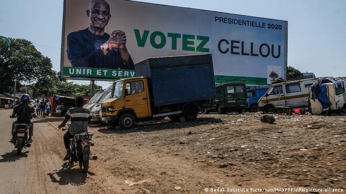 Le principal rival Cellou Dalein Diallo estime que la jeunesse est avec lui et veut une alternance