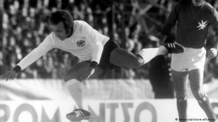 Deutschland Fußball | Erwin Kostedde (empics/picture-alliance )