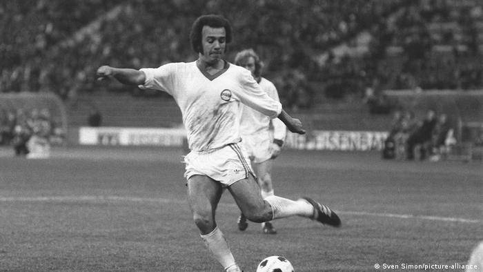Deutschland Fußball | Erwin Kostedde (Sven Simon/picture-alliance )