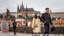 Tschechien Prag | Coronavirus (Gabriel Kuchta/Getty Images)