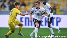 Fußball Länderspiel Ukraine - Deutschland Toni Kroos