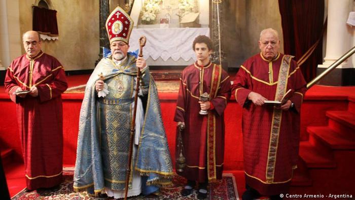 La Iglesia Apostólica Armenia tiene un valor fundamental para la diáspora. En el barrio de Palermo, en Buenos Aires, está la catedral armenia San Gregorio el Iluminador.