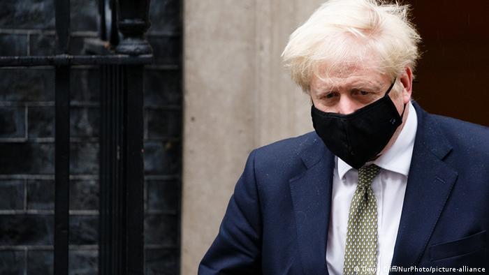UK Boris Johnson (David Cliff/NurPhoto/picture-alliance)