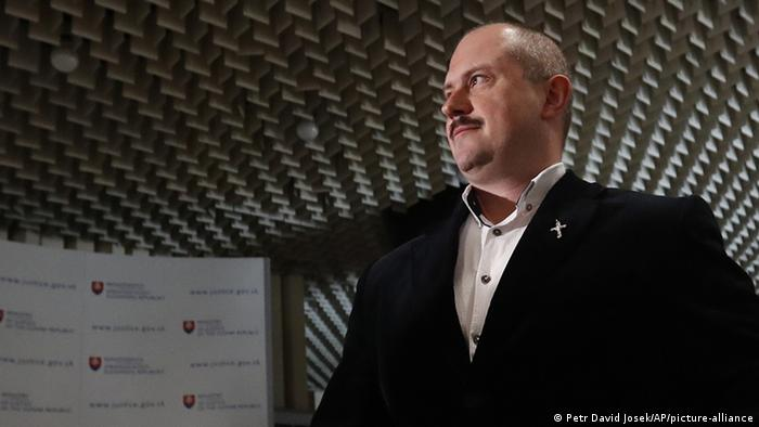 Bratislava I Marian Kotleba I Gerichtsprozess 2019
