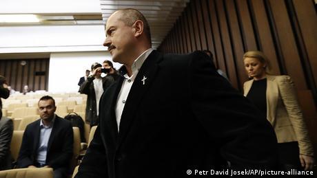 Σλοβακία: Ποινή φυλάκισης για τον επικεφαλής των ακροδεξιών