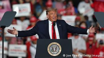 USA I Donald Trump I Wahlkampf Florida