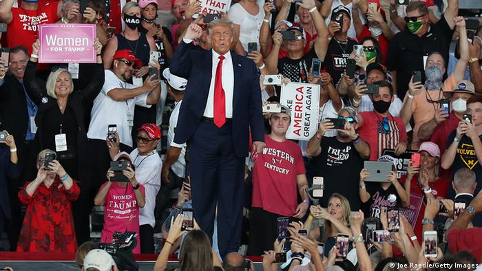 USA I Donald Trump I Wahlkampf Florida (Joe Raedle/Getty Images)