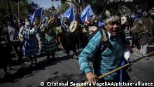 Chile I Proteste gegen Kolonialisierung