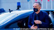 Luxemburg EU-Außenministertreffen | Heiko Maas