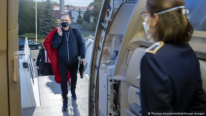 Heiko Maas makes his way to Turkey and Greece (Thomas Imo/photothek/Imago Images)