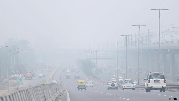 Indien Smog