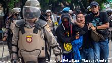 Indonesien Proteste 10