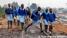 Kenia Nairobi | Corona | Wiedereröffnung der Schulen