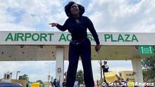 Nigeria Lagos | Protest gegen Polizeigewalt