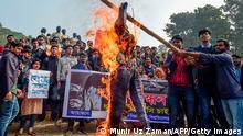 Bangladesch Proteste, Todesstrafe für Vergewaltiger