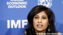 IWF-Wirtschaftsberaterin Gita Gopinath