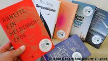 Deutscher Buchpreis - Shortlist