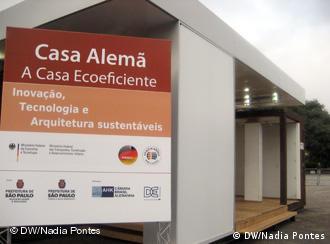'Casa Alemã'  no Ibirapuera: inspiração para outros projetos