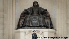 Statue I Dschingis Khan I Genghis Khan
