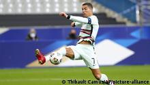 Cristiano Ronaldo (Thibault Camus/AP/picture-alliance)